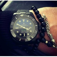 ROLEX DEPSEA CERAMİCA BLACK BLUE AUTOMATİC NEW