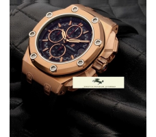 HK1362 AUDEMARS PİGUET MİCHAEL SCHUMACHER ROSE GOLD