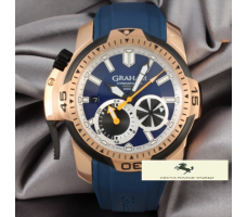HK967 GRAHAM CHRONOFİGHTER PRODİVE GOLD REPLİKA SAAT