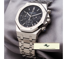 HK955 AUDEMARS PİGUET ROYAL OAK OFFSHORE SİYAH KADRAN