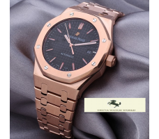 HK1110 AUDEMARS PİGUET ROYAL OAK OTOMATİK ROSE GOLD KASA