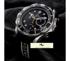HK1309 OMEGA SEAMASTER PROFFESSİONAL CHRONOGRAPH BLACK
