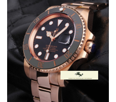 HK1207 ROLEX SUBMARİNER ROSE GOLD