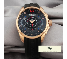 HK1051 TAG HEUER MERCEDES BENZ SLS LİMİTED EDİTİON ROSE GOLD