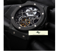 HK1219 HUBLOT BİG BANG VENDOME SKELETON PVD KASA