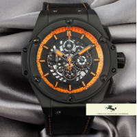 HK1007 HUBLOT BİG BANG KİNG LİMİTED SİYAH KASA