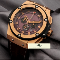 HK910 HUBLOT GENEVE BİG BANG KİNG ARTURO FUENTE ROSE GOLD