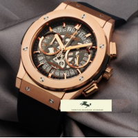 HK107 HUBLOT GENEVE BİG BANG VENDOME SKELETON